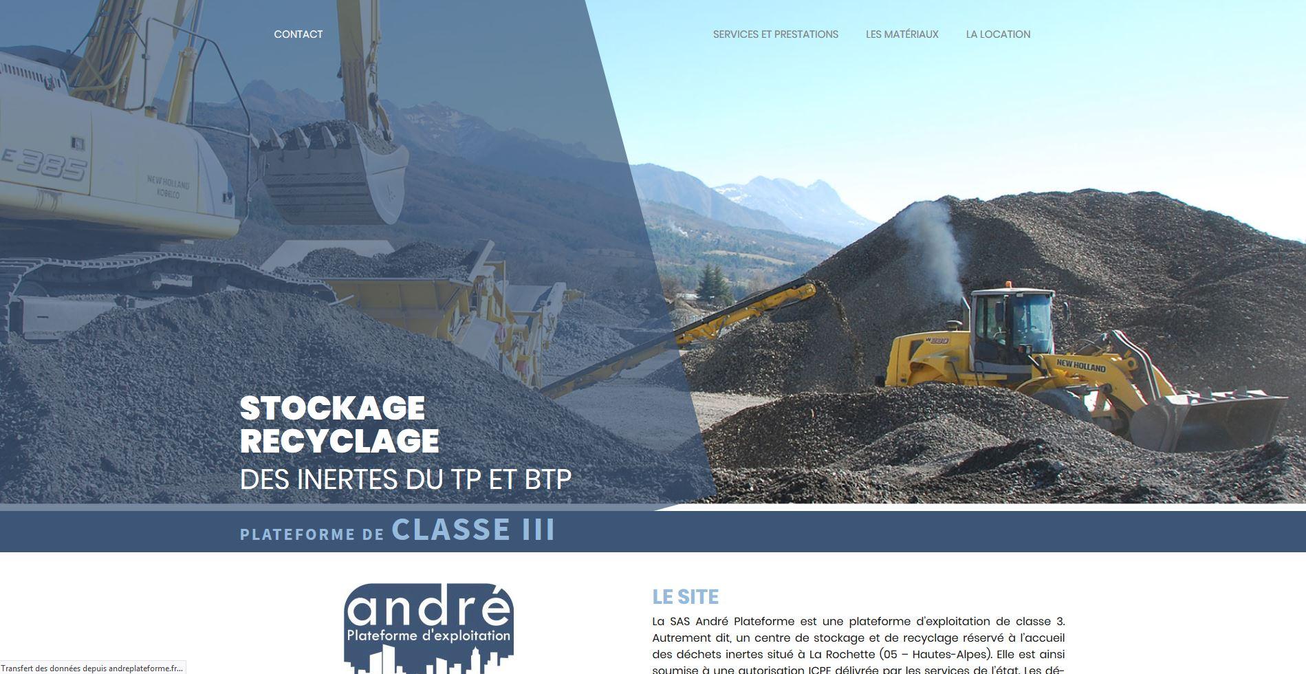 """<a href=""""http://http://andreplateforme.fr//"""" target=""""_blank"""">Visitez le site web de La Gardiole</a>"""