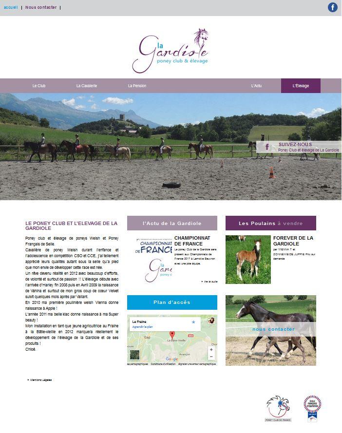 "<a href=""http://poneyclub-la-gardiole.com/"" target=""_blank"">Visitez le site web de La Gardiole</a>"